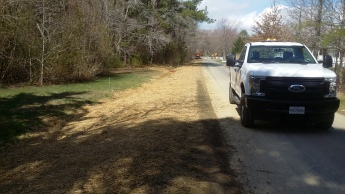 Carroll & Pennick Roads rough restoration